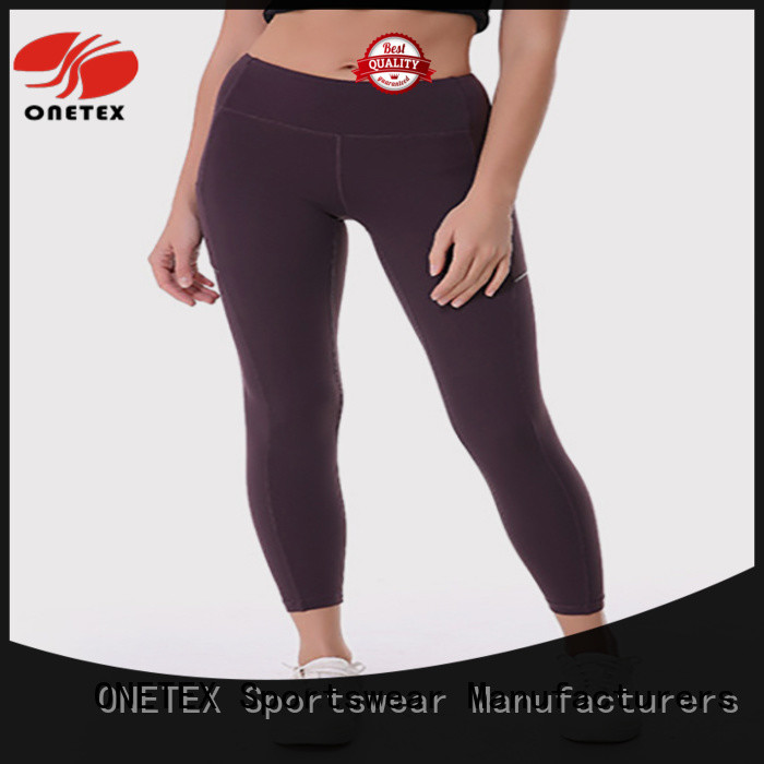 ONETEX adult leggings Factory price for activity