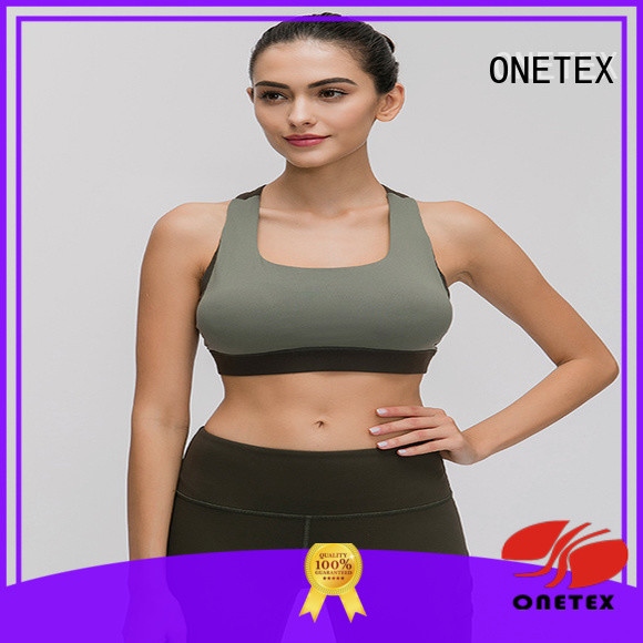 ONETEX sports bra for gym manufacturers for work out