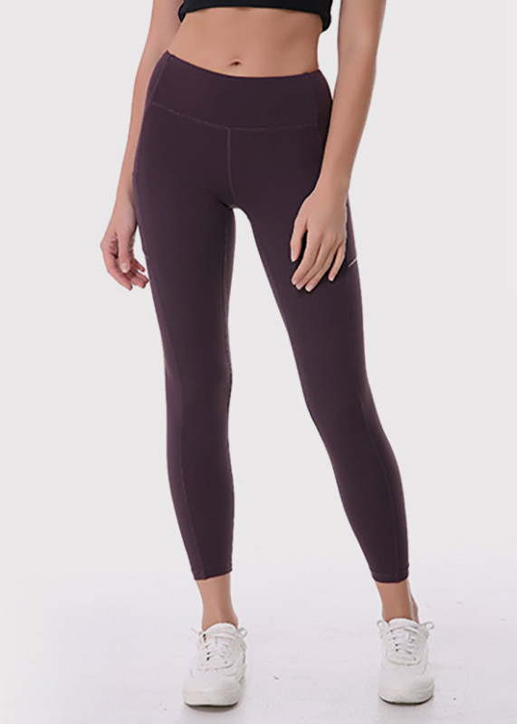 female sportswea Tummy  Control Yoga  Pants  workout  Leggings L19002