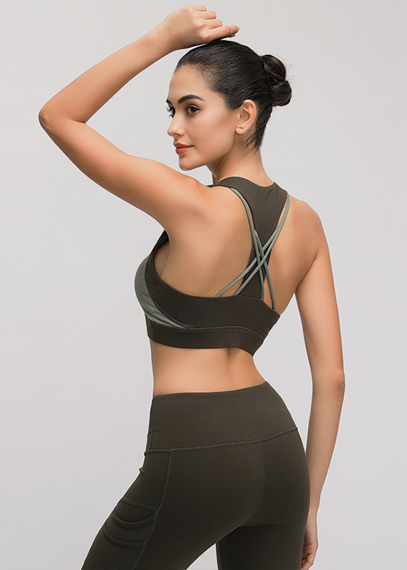 news-ONETEX-Stylish good sports bras for running factory for Exercise-img