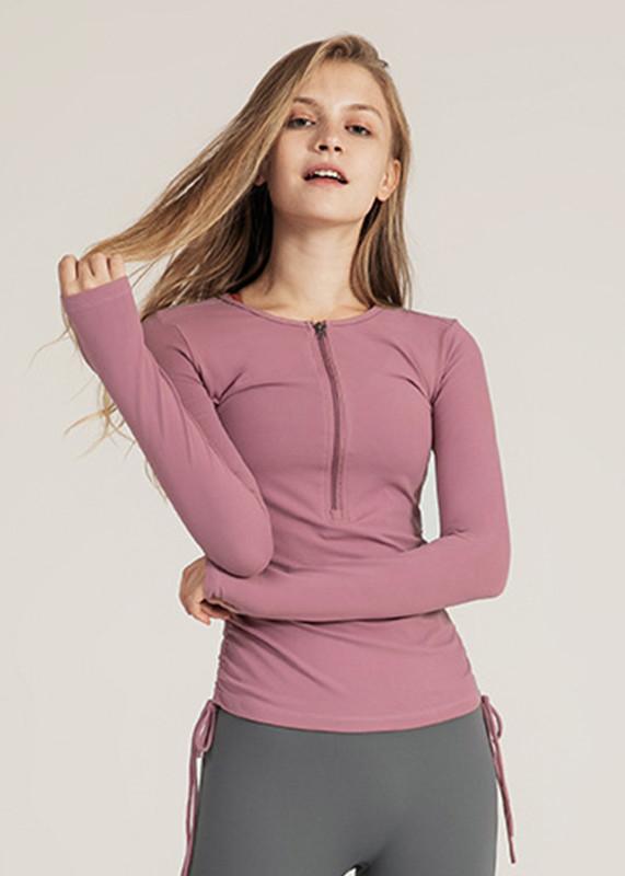 Men's activewear shirts Brushed Tech Stretch Full-Zip Jacket SW19001