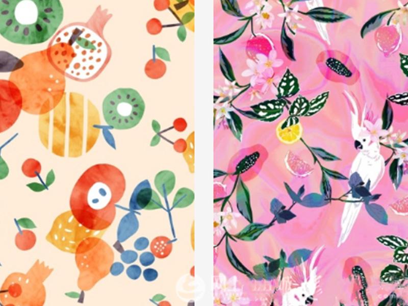 news-ONETEX-2020 SpringSummer Print Trend Paradise garden-img-1