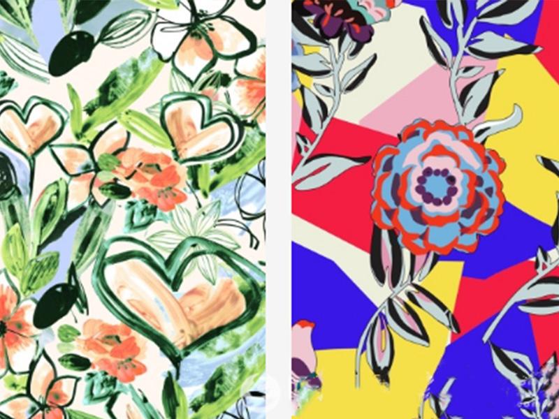 news-2020 SpringSummer Print Trend Paradise garden-ONETEX-img-1