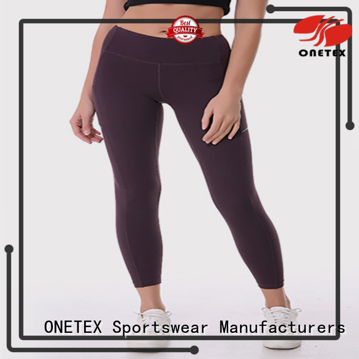 ONETEX custom made Leggings Wholesale China for Outdoor activity