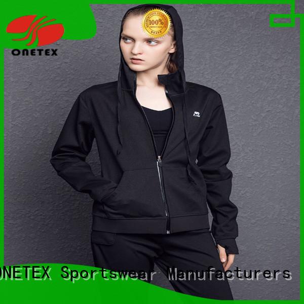 ONETEX custom made sweatshirts factory for sports