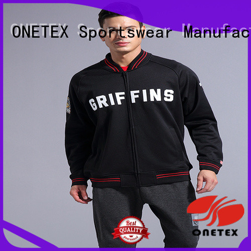 ONETEX relaxed fashion best mens gym gear China for Fitness