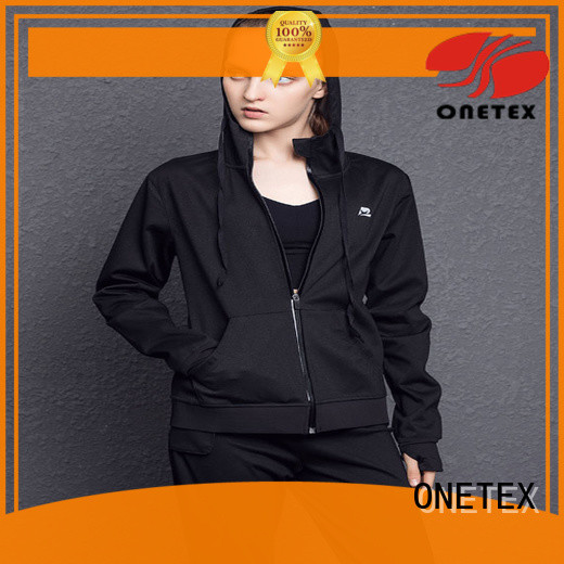 ONETEX custom design sweatshirts China for Fitness