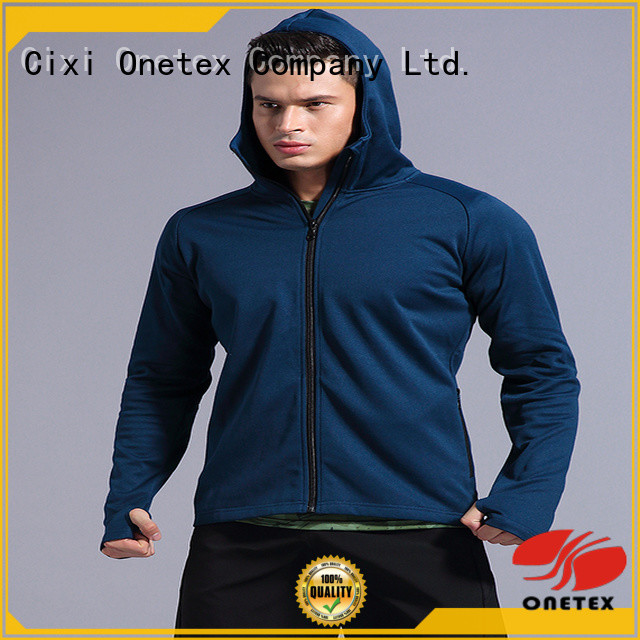 ONETEX Wholesale high quality custom hoodies Suppliers for Outdoor activity