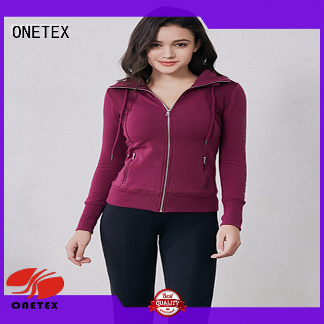 ONETEX athletic jackets China for Fitness