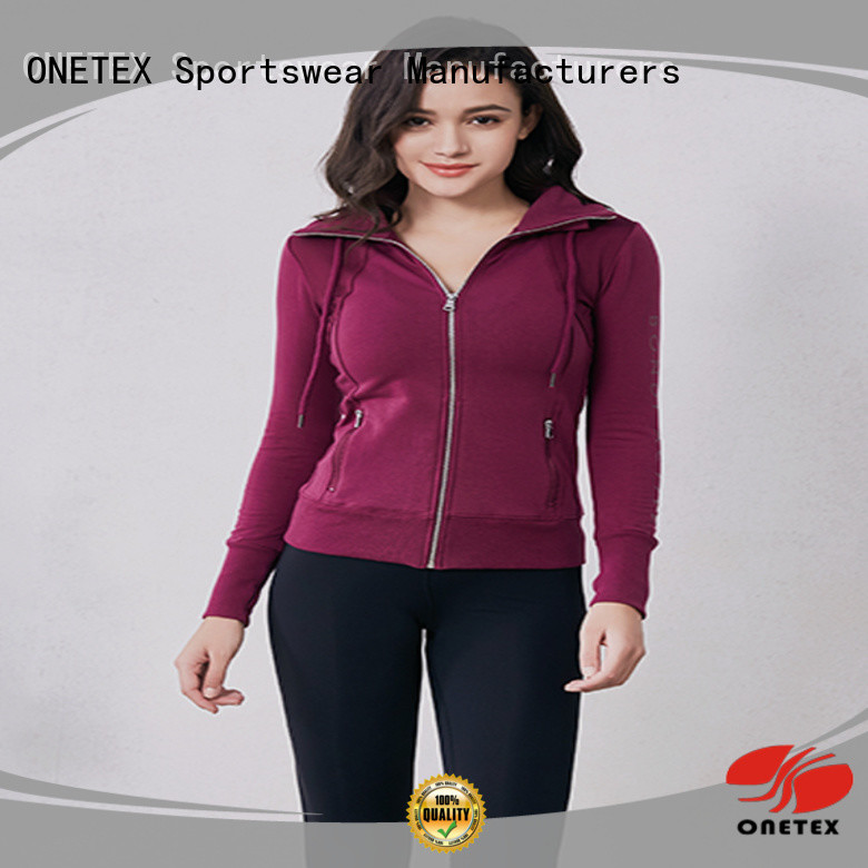 Customized womens sportswear sale Factory price for outdoor sports