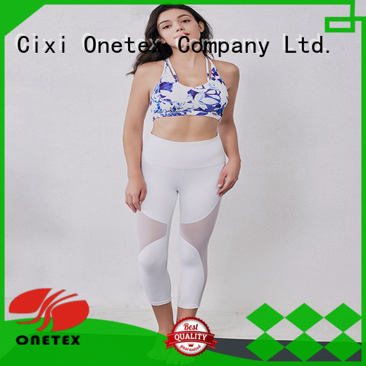 ONETEX ladies sports clothes China for Fitness