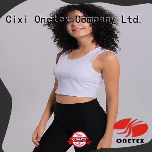 ONETEX functional-based new sports bra the company for Yoga