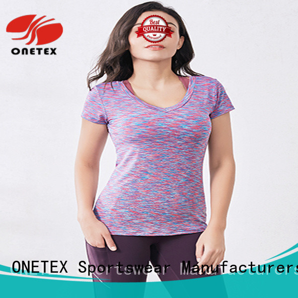 ONETEX Dress appropriately womans gym wear China for Exercise