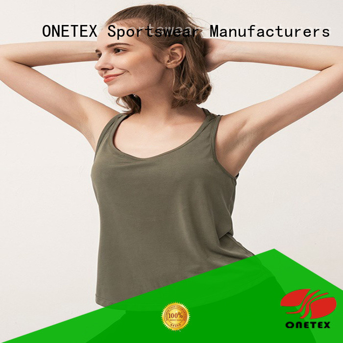 ONETEX Best ladies sports wear factory for sport