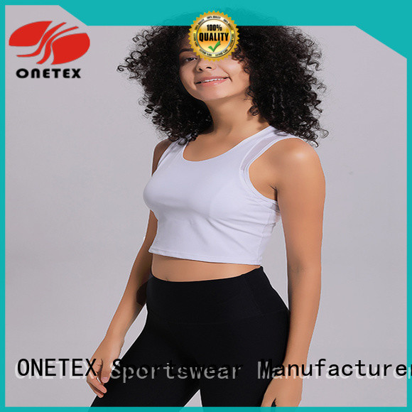 ONETEX high quality workout wear womens factory for sports