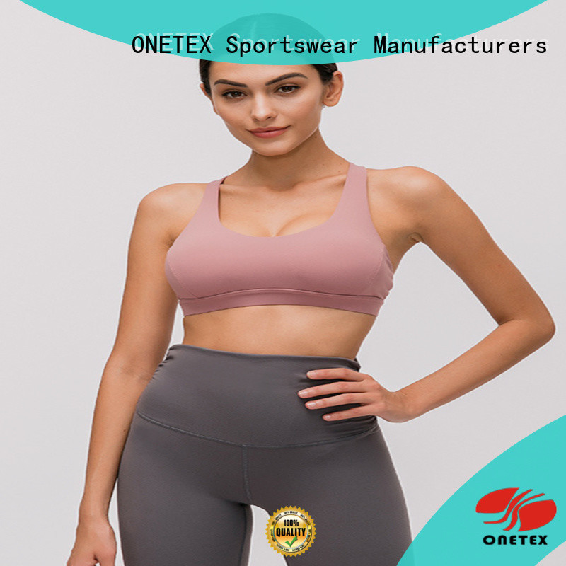 ONETEX workout outfit for ladies factory for activity