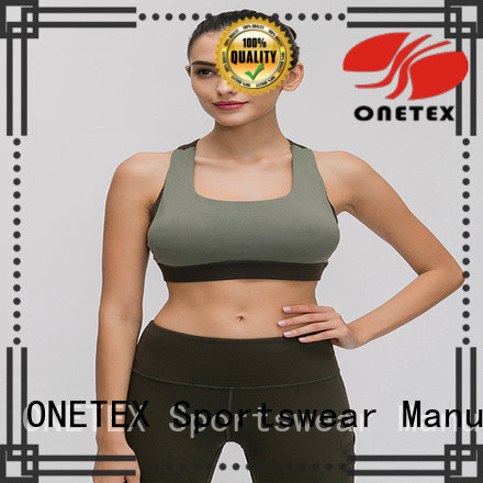 durability ladies sports bra China for work out