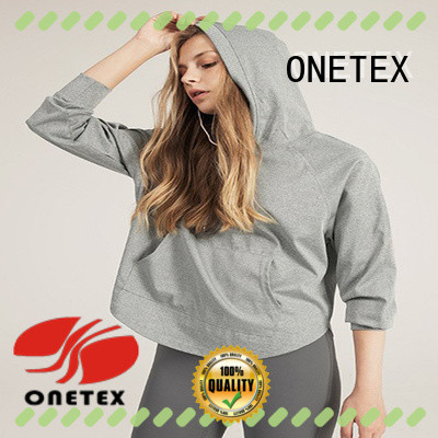 ONETEX natural quality hoodies the company for Fitness