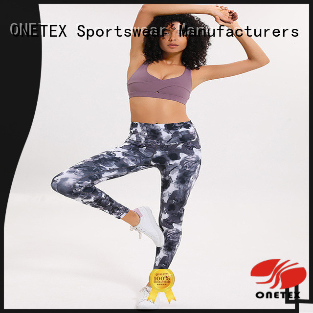 ONETEX popular best sports leggings Supply for Fitness