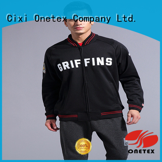 ONETEX New athletic apparel manufacturers china factory for sport