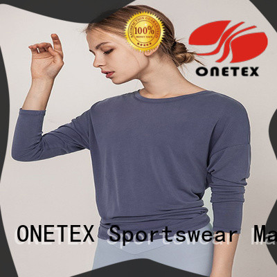 ONETEX High-quality custom sports shirt the company for daily