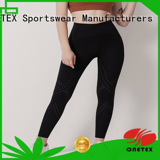 ONETEX natural Custom Leggings factory for Outdoor sports