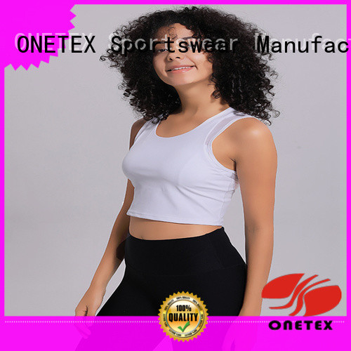 ONETEX women's exercise bras Factory price for Fitness