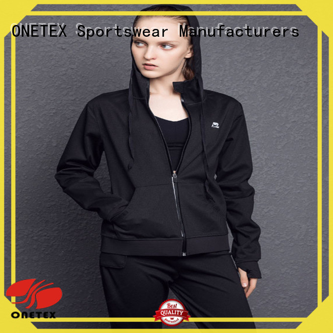 ONETEX durability womens hoodies sale Suppliers for sports