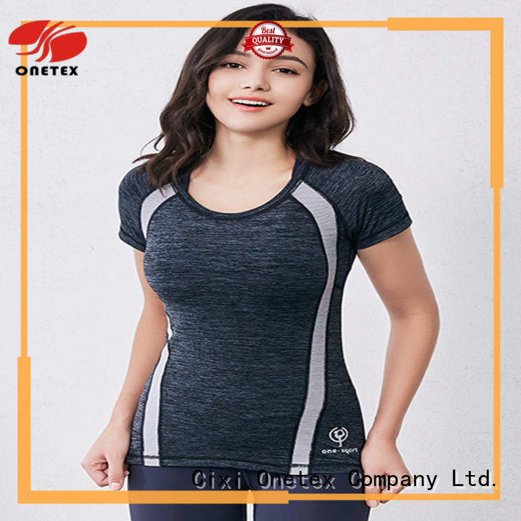 ONETEX ladies sportswear factory for Exercise