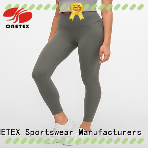 Latest female workout clothes Factory price for daily
