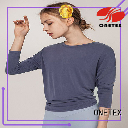 ONETEX training clothes factory for activity