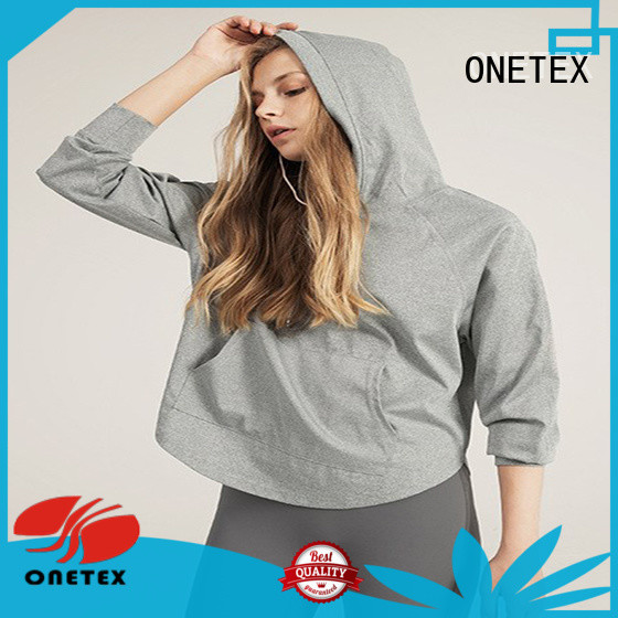 ONETEX custom sports apparel China for Exercise
