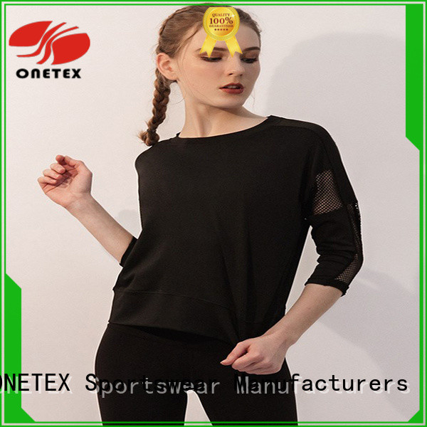 ONETEX high quality best workout wear factory for sports