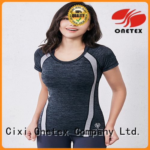 ONETEX gym workout clothes womens manufacturers for Outdoor sports