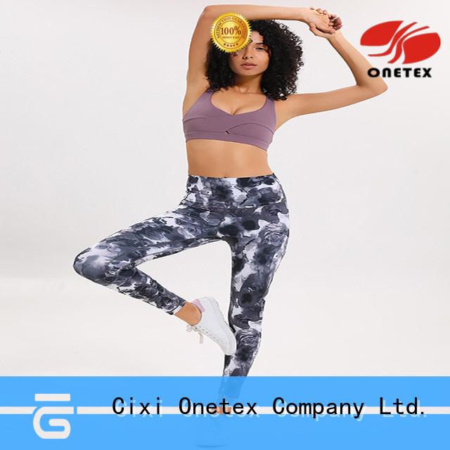 ONETEX custom design leggings Supply for Fitness