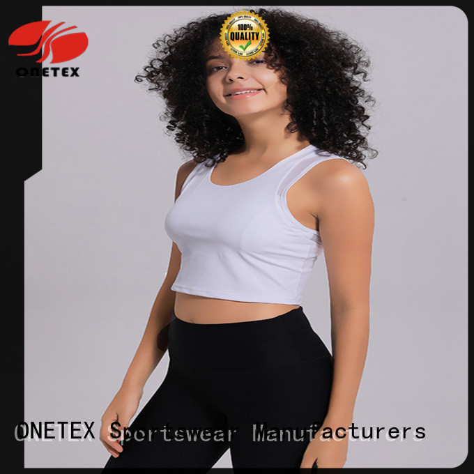 ONETEX workout bra factory for Exercise