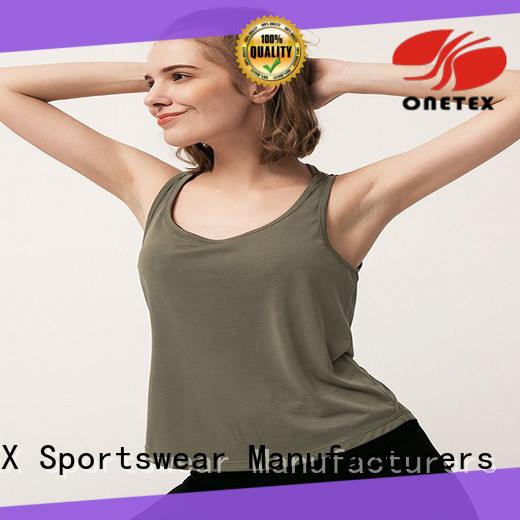 ONETEX Latest best workout clothes factory for Fitness
