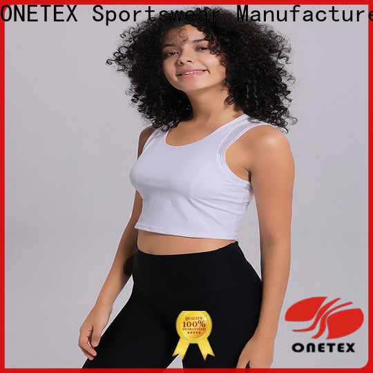 ONETEX sports bra for exercise company for Exercise