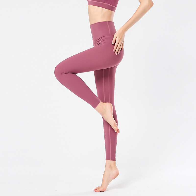 HighWaistleggingsfulllengthYoga4WayStretchWomens Full Leggings L19009
