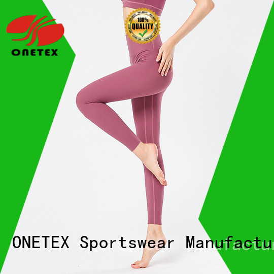 High-quality custom logo leggings China for work out