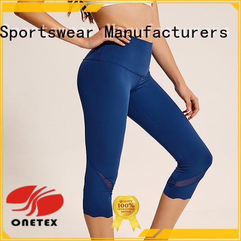 ONETEX best womens leggings manufacturer for Outdoor sports