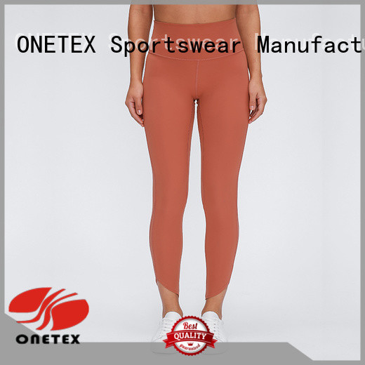 ONETEX Stylish best running leggings for women supplier for sports