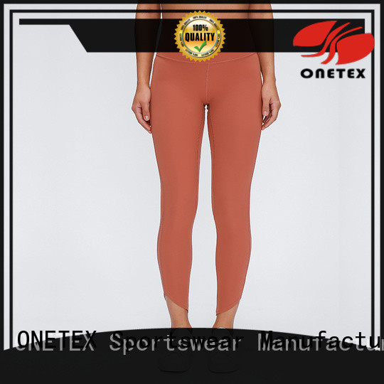 ONETEX High repurchase rate womens gym apparel factory for Exercise