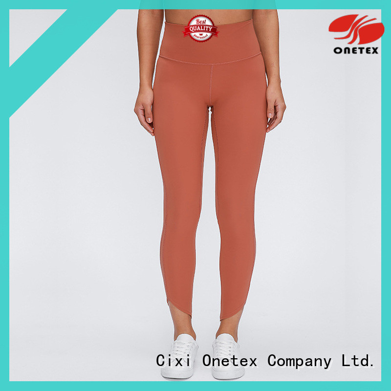 ONETEX comfortable workout leggings for women factory for daily